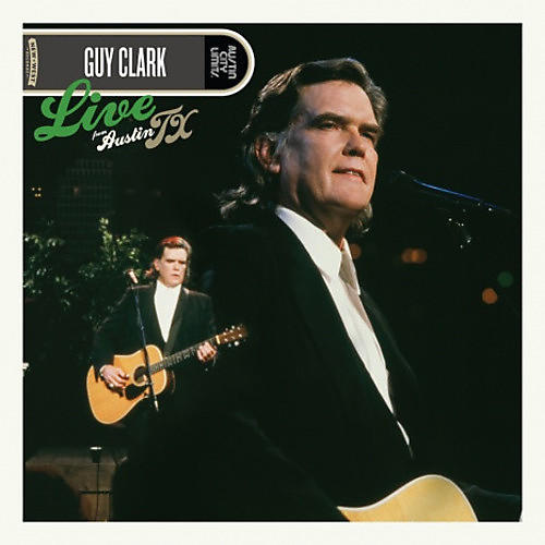 Alliance Guy Clark - Live From Austin Tx thumbnail