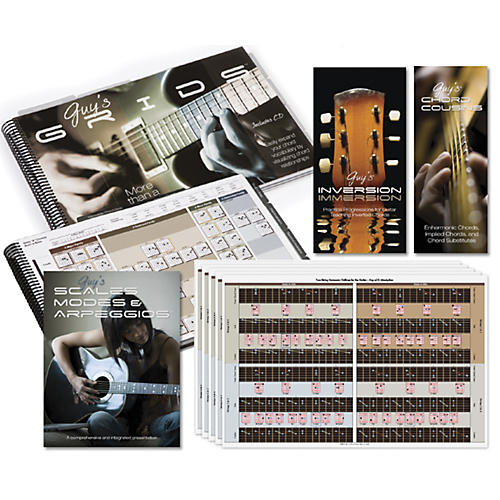 Guy's Publishing Guy's Grids: Complete Set-thumbnail
