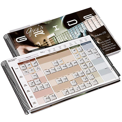 Guy's Publishing Guy's Grids: More than a Chordbook thumbnail