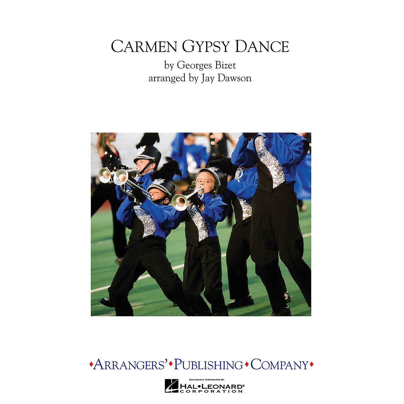 Arrangers Gypsy Dance (from Carmen) Marching Band Level 4 Arranged by Jay Dawson thumbnail
