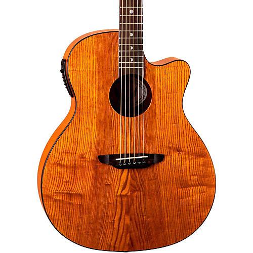 Luna Guitars Gypsy Grand Concert Ash Acoustic-Electric Guitar thumbnail