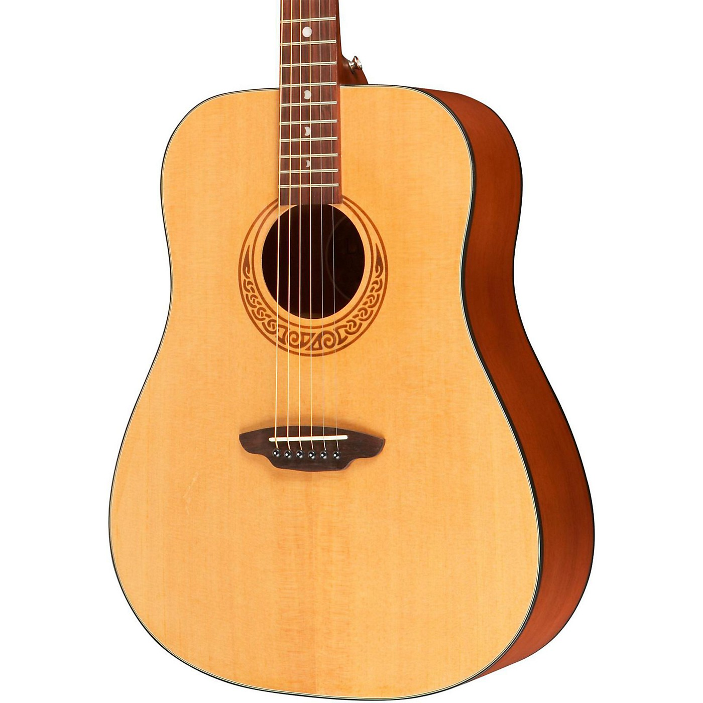 Luna Guitars Gypsy Muse Acoustic Guitar Package thumbnail
