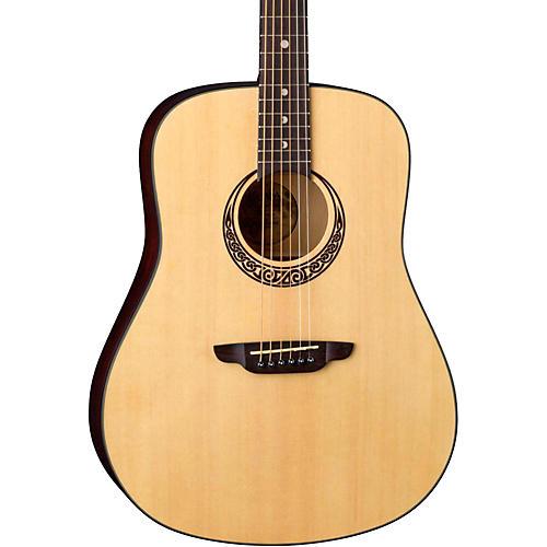 Luna Guitars Gypsy Series Gypsy Muse Dreadnought Acoustic Guitar thumbnail