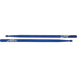 Zildjian Hickory Drumsticks, Blue 5B Wood