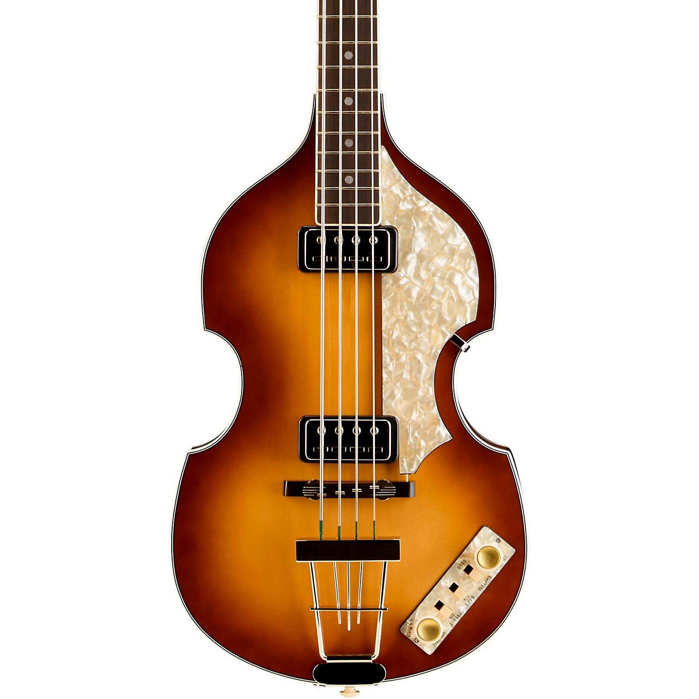 Hofner H500/1 Vintage 1964 Violin Electric Bass Guitar thumbnail