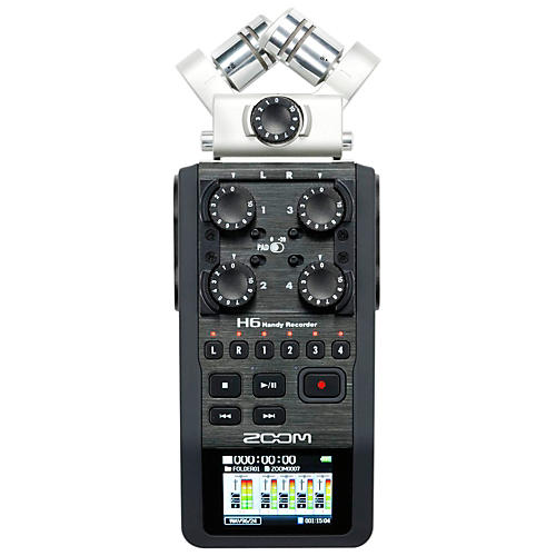 Zoom H6 Handy Recorder thumbnail