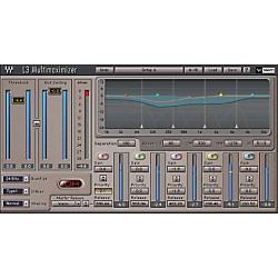 Waves L3 Multimaximizer TDM/SOUNDGRID License Software Download -  H68880.001
