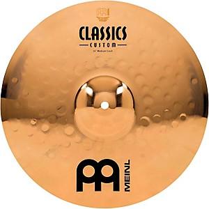 Meinl Classics Custom Medium Crash - Brilliant 14 in.