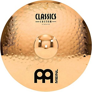 Meinl Classics Custom Medium Ride - Brilliant 20 inch
