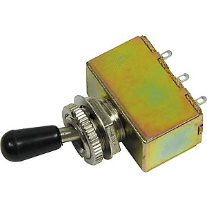 ProLine 3-Position Toggle Switch Black