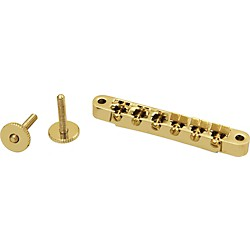 Proline Electric Guitar Tune-o-matic Bridge Gold -  H70959.002