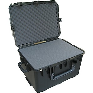 SKB 3i-2317-14B Military Standard Waterproof Case with Wheels Cubed Foam