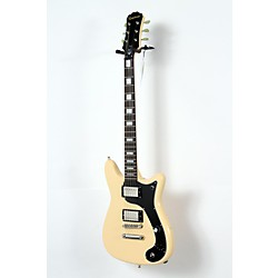 Epiphone Wilshire Phant-O-Matic Electric Guitar Antique Ivory 190839031082 -  H75810M.001.026