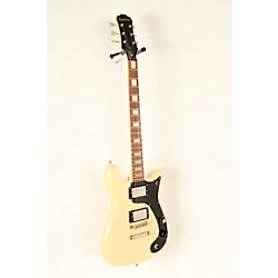 Epiphone Wilshire Phant-O-Matic Electric Guitar Antique Ivory 190839495655 -  USED005034 ENW2AINH1