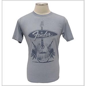 Fender Acoustics T-Shirt Denim Medium