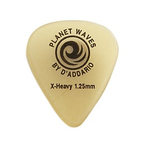D'Addario Planet Waves Cortex Guitar Picks Extra Heavy 10 Pack