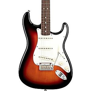 Fender American Standard Stratocaster Electric Guitar 3-Color Sunburst Rosewood Fingerboard