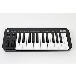 Line 6 Mobile Keys 25 Premium Keyboard Controller for Mobile Devices Black 888365383569