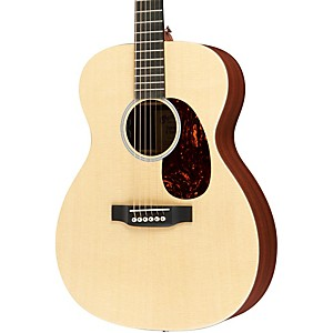 Martin Custom X Series X1-000E Auditorium Acoustic-Electric Natural Solid Sitka Spruce Top