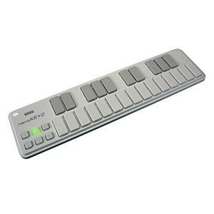 Korg NANOKEY2 USB Keyboard Controller White
