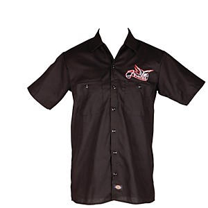 Fender Dove Workshirt Black Large