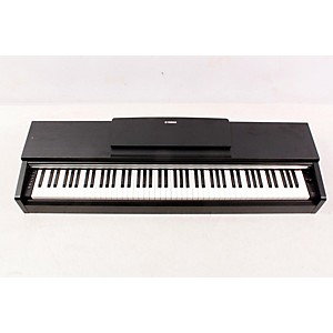 Yamaha Arius YDP-142 88-Key Digital Piano with Bench Black Walnut 888365334509