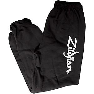 Zildjian Classic Sweatpants, Black Medium