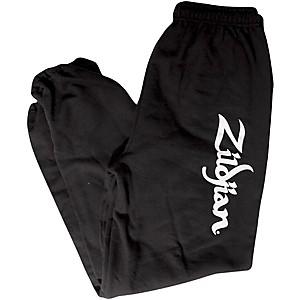 Zildjian Classic Sweatpants, Black Extra Large