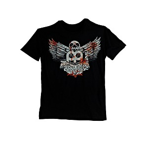 Meinl Jawbreaker T-Shirt Black X-Large