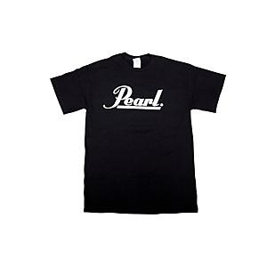 Pearl Basic Logo T-Shirt Black Medium
