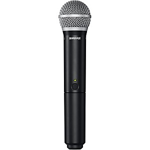 Shure BLX2/PG58 Handheld Wireless Transmitter with PG58 Capsule Band M15