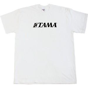 Tama Classic Logo T-Shirt White Double XL