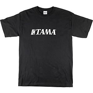 Tama Classic Logo T-Shirt Black Double XL