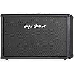 Hughes & Kettner 2x12 Guitar Speaker Cabinet Black (H97045001 H97045.001) photo