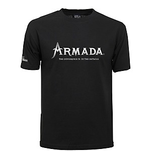 Ernie Ball Armada T-Shirt Black Large