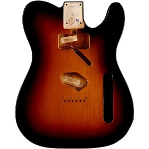 Fender USA Telecaster SH Alder Body Vintage Bridge Mount 3-Color Sunburst