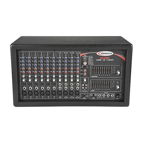 Harbinger HA1000 Powered Mixer thumbnail