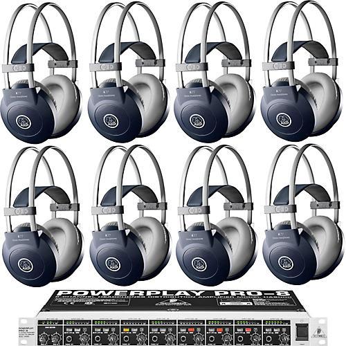 AKG HA8000/K77 Headphone Eight Pack thumbnail