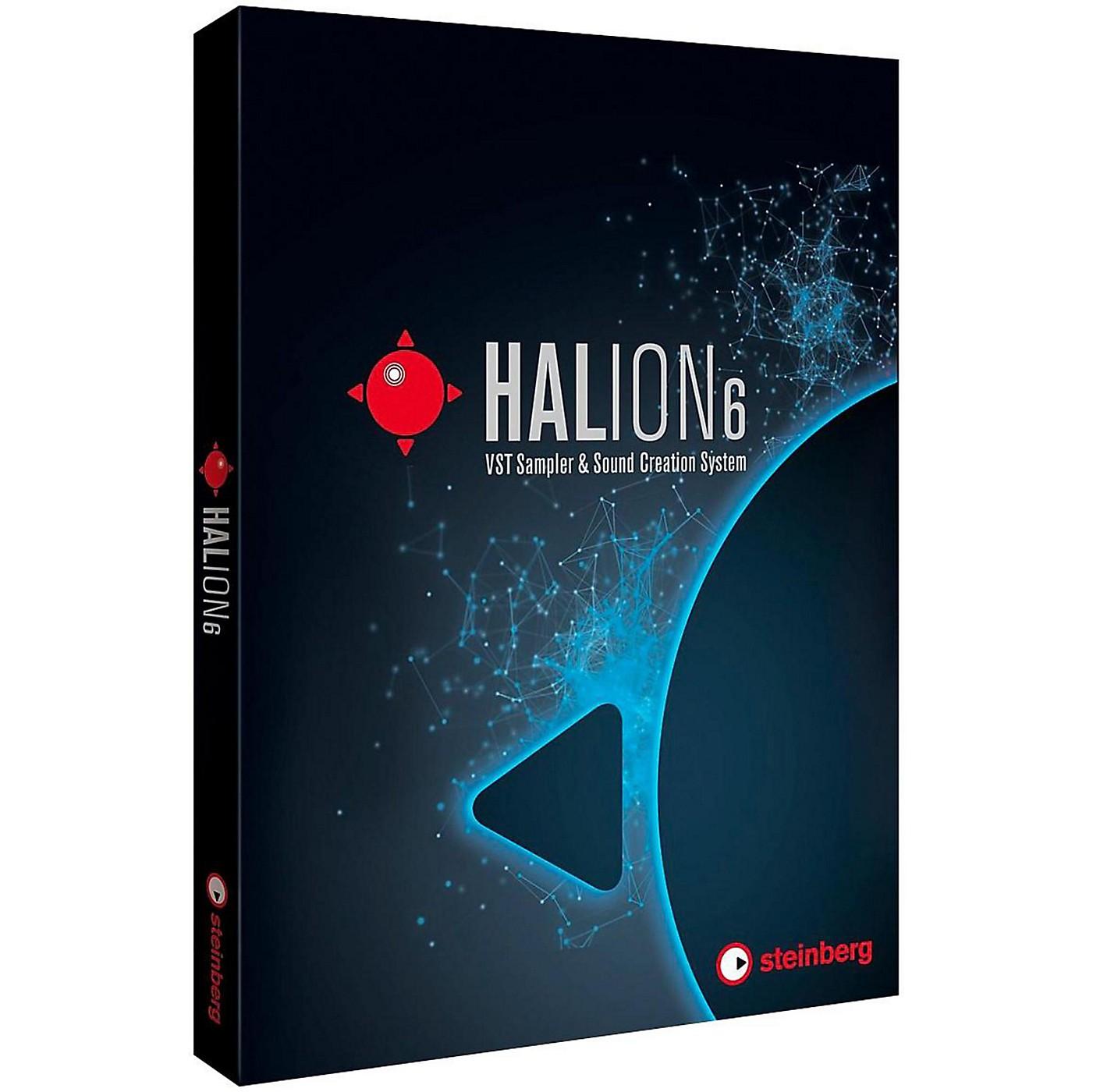 Steinberg HALion 6 Retail thumbnail