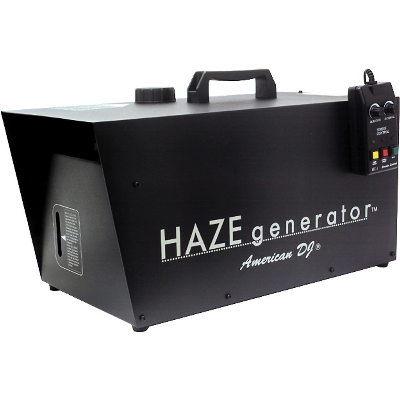 American DJ HAZE Generator thumbnail
