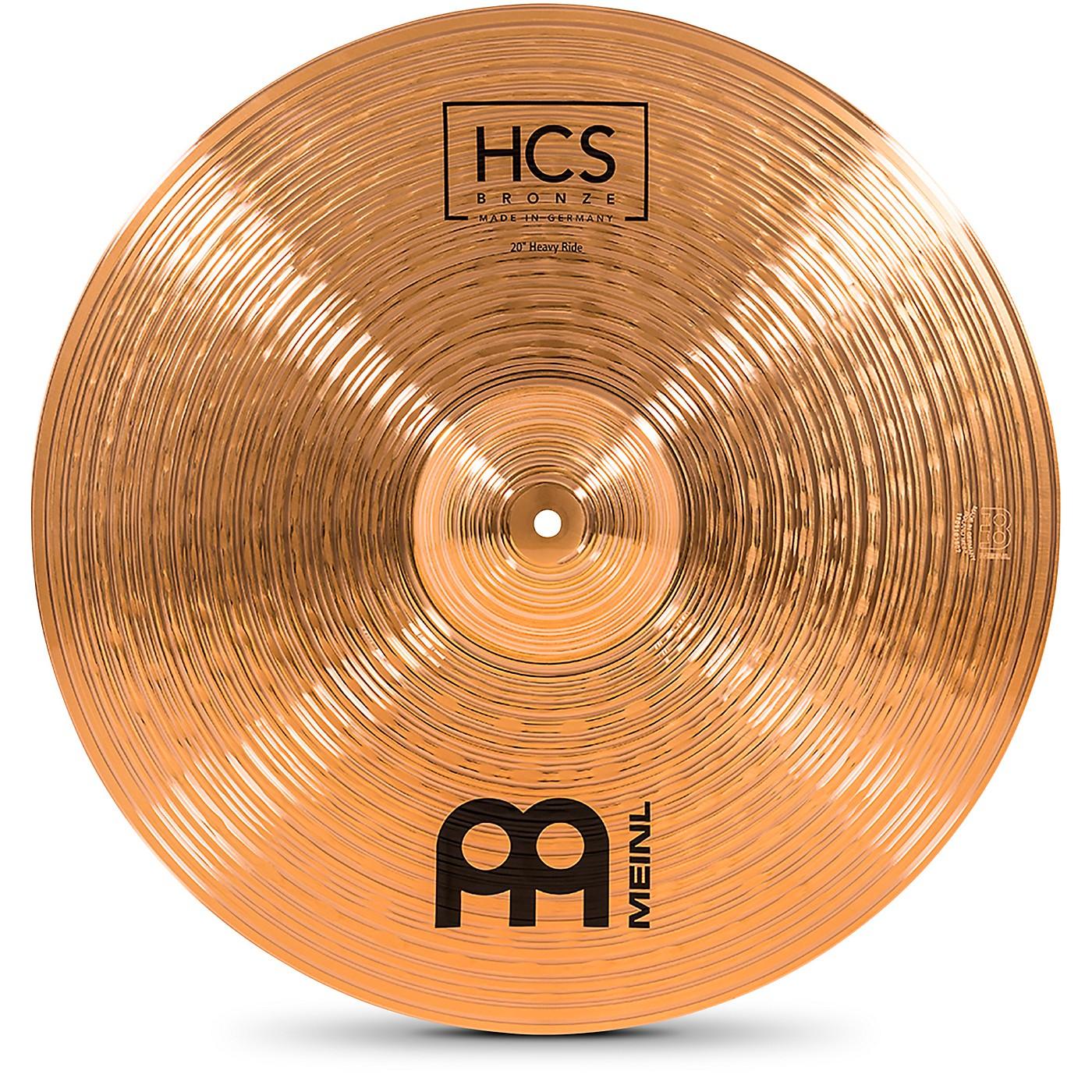 Meinl HCS Bronze Heavy Ride Cymbal thumbnail