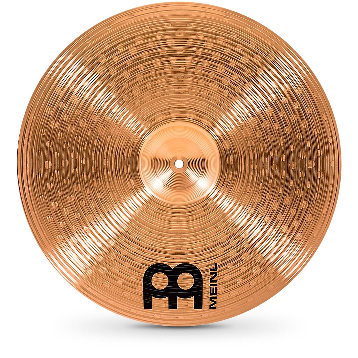 Meinl HCS Bronze Medium Ride Cymbal thumbnail