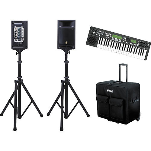 Yamaha HD-200 / StagePas 300 Package thumbnail
