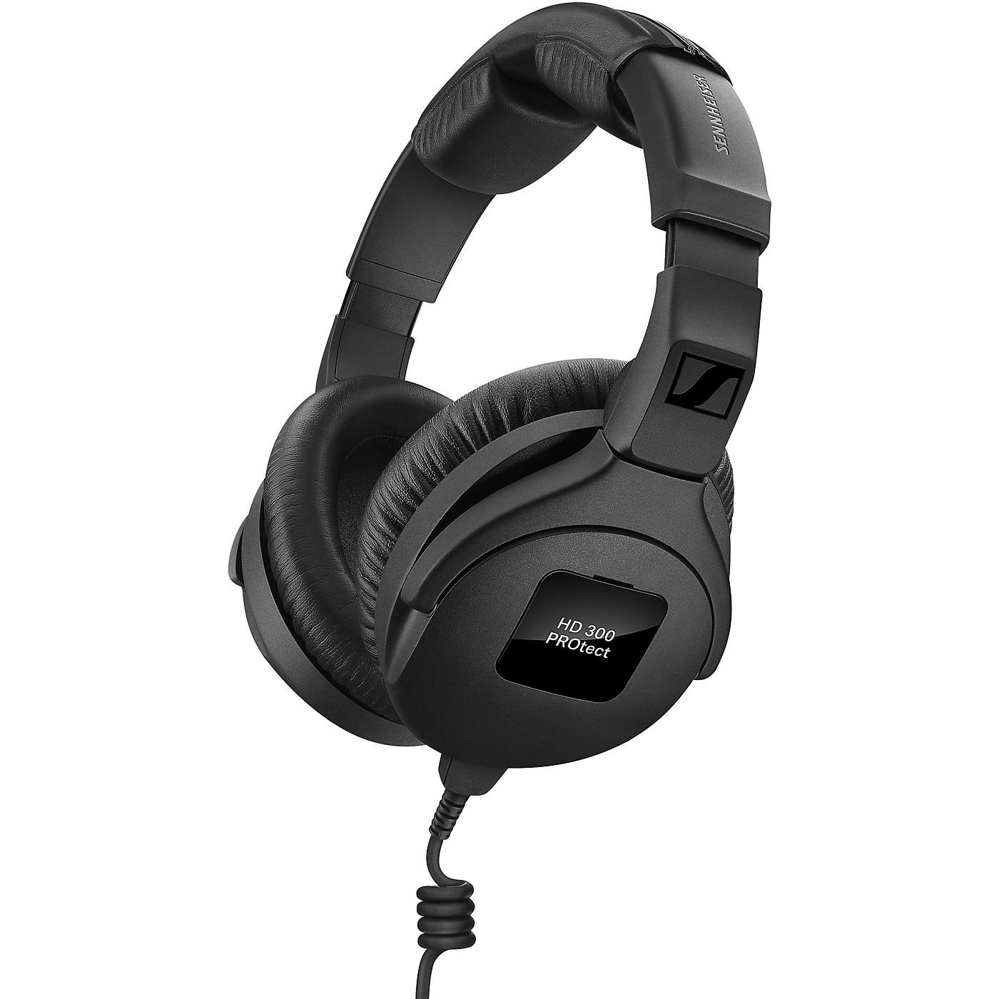Sennheiser HD 300 PROtect Studio Monitoring Headphones thumbnail