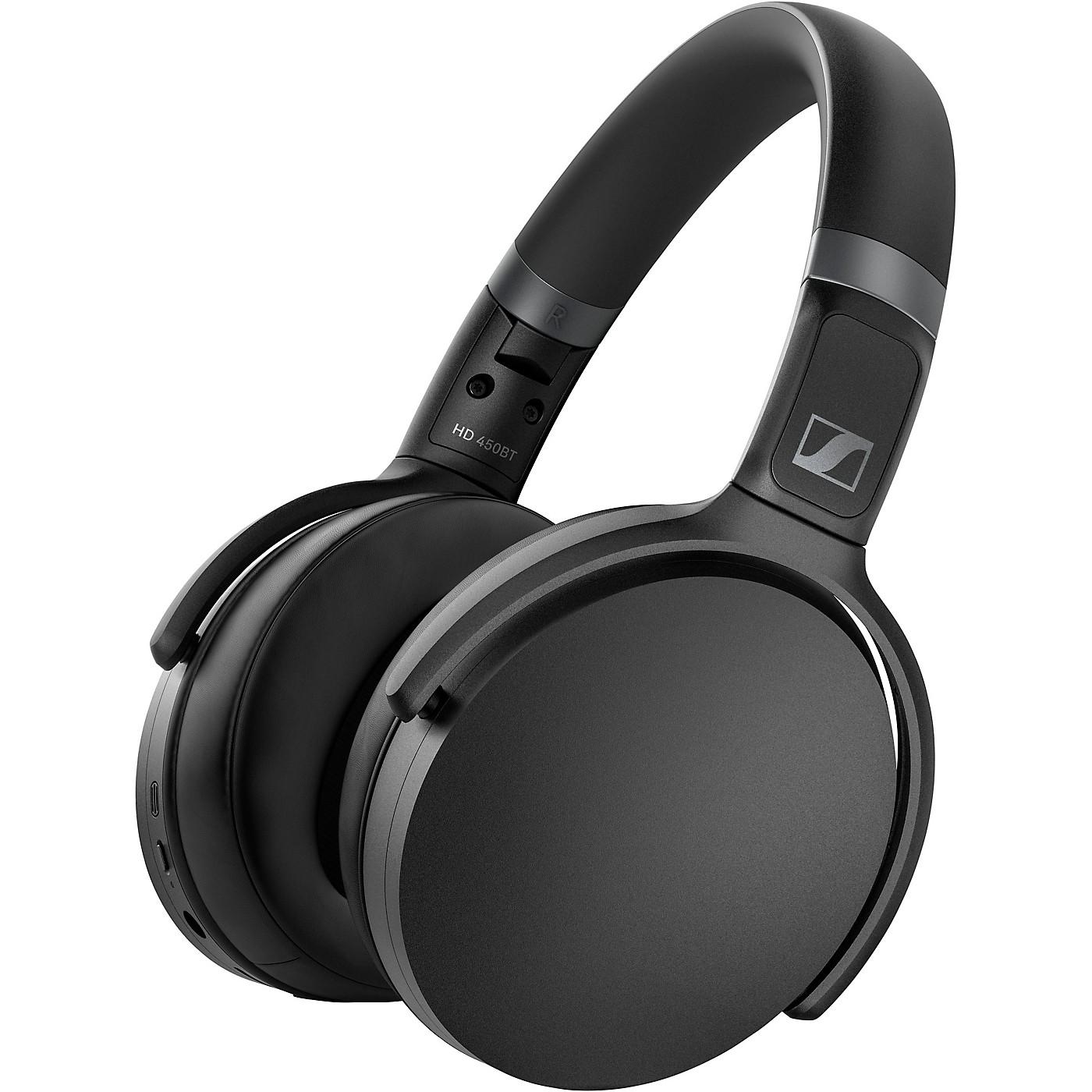 Sennheiser HD 450BT Wireless Headphones thumbnail