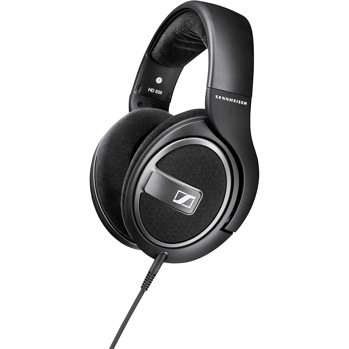 Sennheiser HD 559 Open-Back Headphones Black thumbnail
