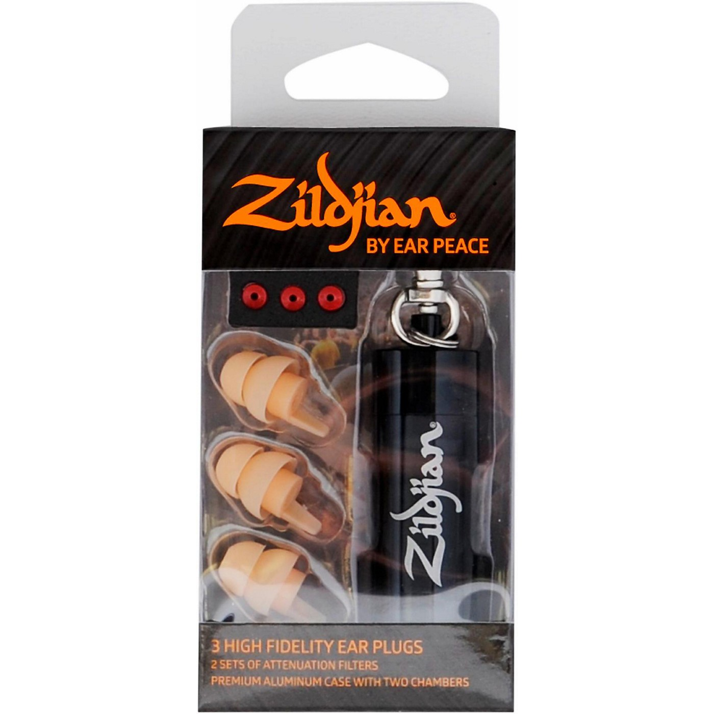Zildjian HD Earplugs thumbnail