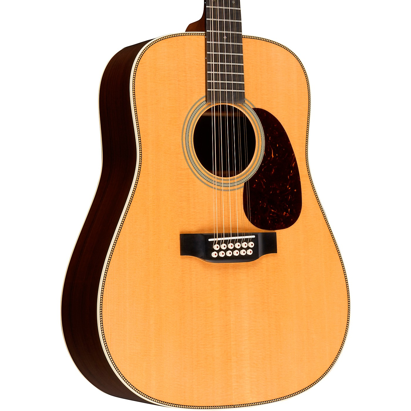 Martin HD12-28 Standard 12-String Dreadnought Acoustic Guitar thumbnail