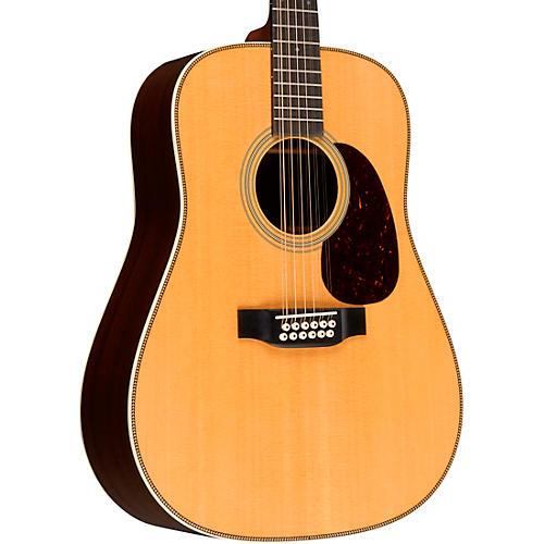 Martin HD12-28 Standard 12-String Dreadnought Acoustic Guitar thumbnail