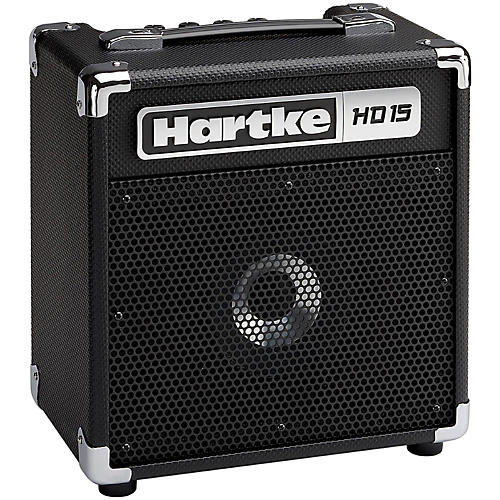 Hartke HD15 15W Bass Combo Amp thumbnail